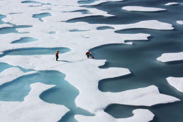 להקפיא את הקוטב הצפוני - 10מליון משאבות מים